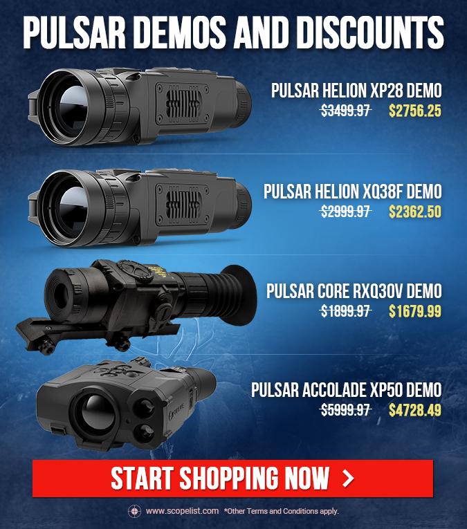 Pulsar Demos and Discounts