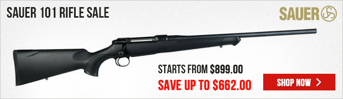 Sauer 101 Rifle Sale