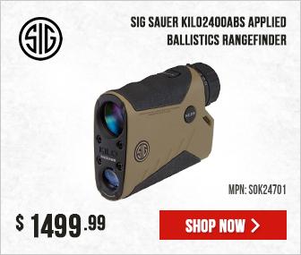 Sig Sauer KILO2400ABS Applied Ballistics LRF SOK24701