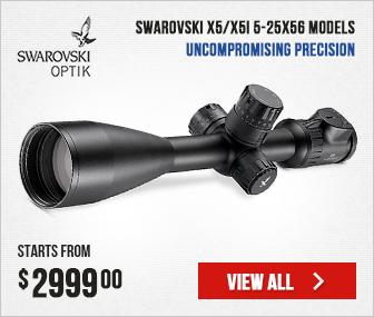 Swarovski X5/X5i 5-25x56