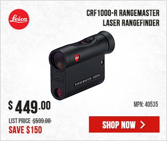 Leica CRF1000-R rangemaster laser rangefinder 40535