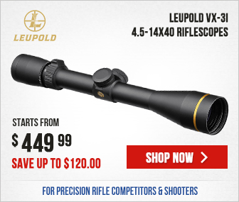 Leupold VX-3i 4.5-14x40 Riflescopes