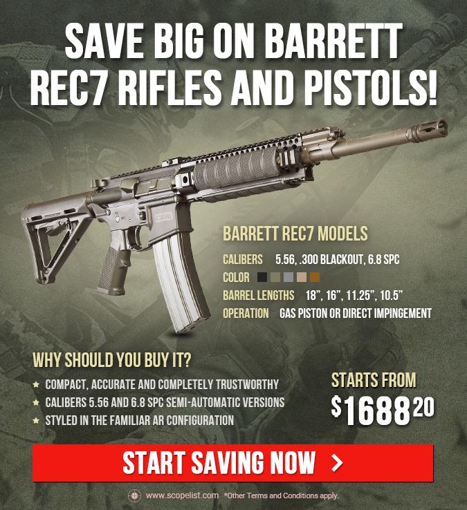 barrett-rifles