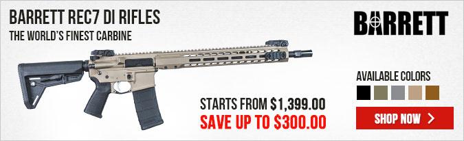 Barrett REC7 DI Rifle Sale - Save $300