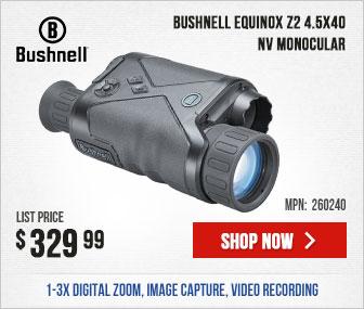 Bushnell Equinox Z2 4.5x40