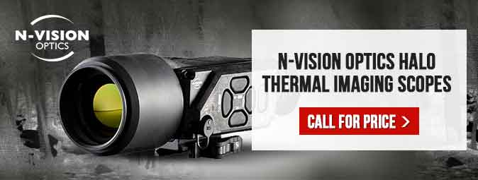 N-Vision Halo Thermal Imaging Scopes