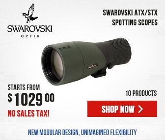 Swarovski ATX/STX Spotting Scopes