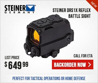 Steiner DRS1X Reflex Battle Sight