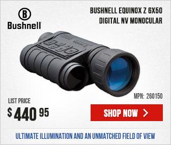 Bushnell Equinox Z 6x50