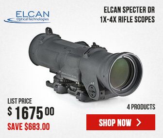 Elcan SpecterDR 1x-4x