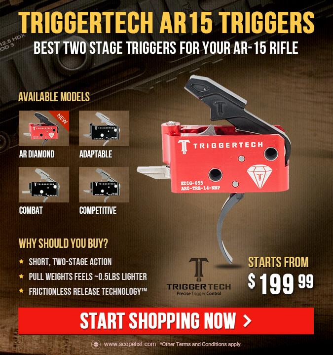 TriggerTech AR15 Triggers