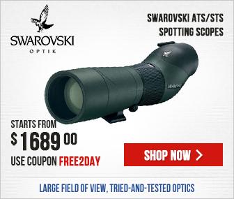 Swarovski ATS/STS Spotting Scopes