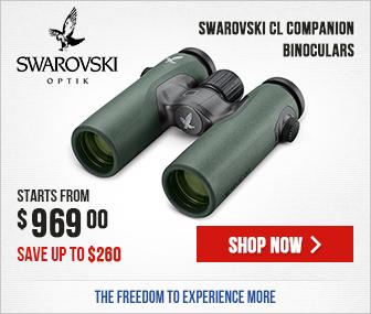 Swarovski CL Companion Binoculars