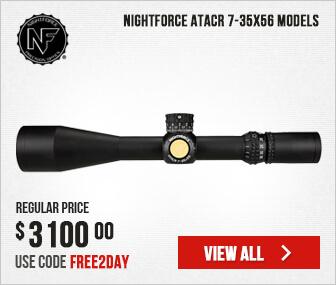 Nightforce ATACR 7-35x56 Models