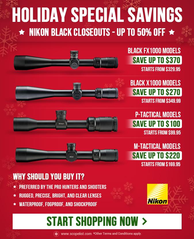 Nikon Sale