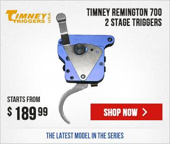 Timney Remington 700 2 Stage Triggers