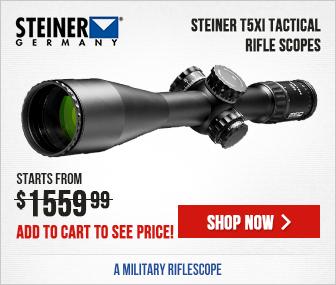 Steiner T5XI Tactical RifleScope