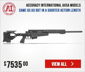 Accuracy International AXSA Rifles