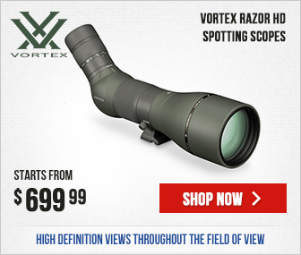 Vortex Razor HD Spotting Scopes