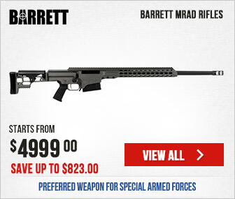 Barrett MRAD Rifles
