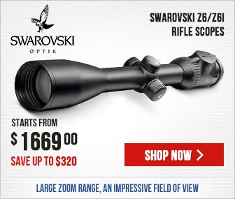 Swarovski Z6/Z6i Rifle Scopes