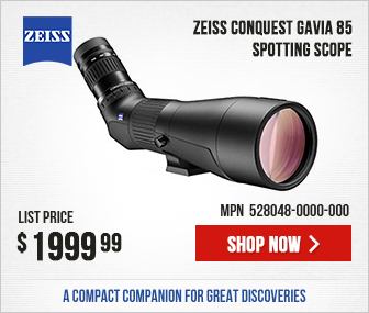 Zeiss Conquest Gavia 85 Spotting Scopes