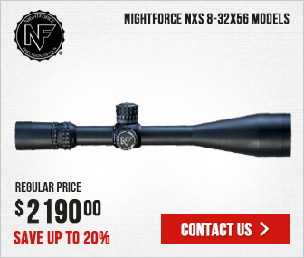 Nightforce NXS 8-32x56