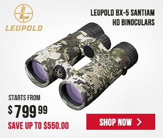 Leupold BX-5 Santiam HD