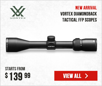 Vortex Diamondback Rifle Scopes