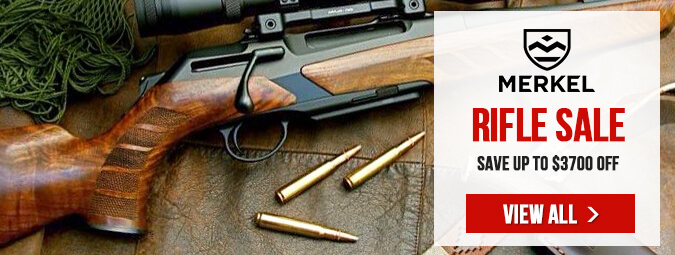 Merkel Rifle Sale