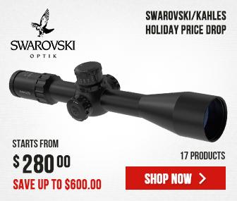 Swarovski/Kahles Holiday Price Drop
