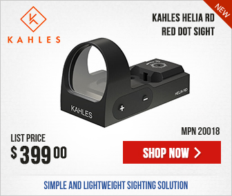 Kahles Helia RD Red Dot Sight