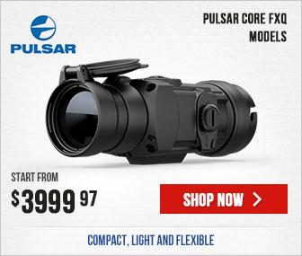 Pulsar Core FXQ Clip On