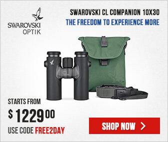 Swarovski CL Companion 10x30