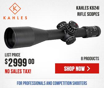 Kahles K624i Rifle Scopes