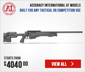Accuracy International AT Rifles
