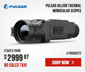Pulsar Helion Thermal Monocular Scopes