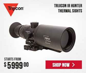 Trijicon IR Hunter Thermal Scopes
