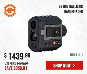 Gunwerks G7 BR2 Ballistic Rangefinder E1011