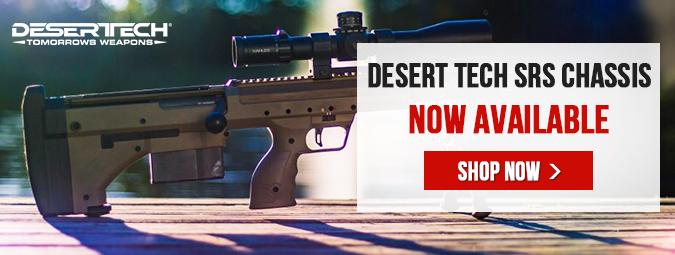 Desert Tech SRS A2 & SRS A2 Covert Chassis