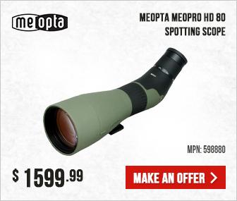 Meopta Meopro HD 80 Spotting Scope