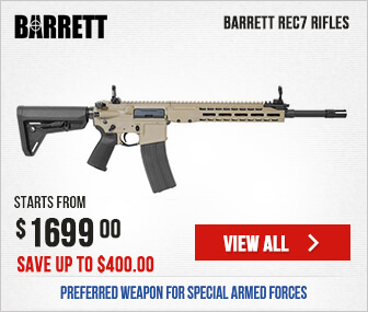 Barrett REC7 Rifles