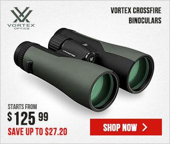 Vortex Crossfire 10x50 Binocular - Save $27.20