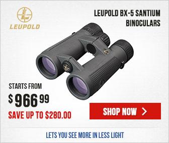 Leupold BX-5 Santium Binoculars