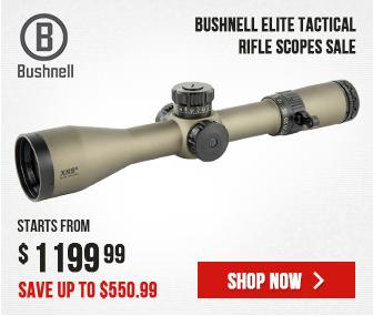 Bushnell Elite Tactical Sale