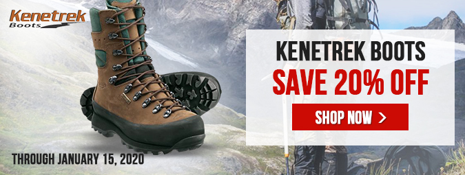 20% OFF Kenetrek Boots