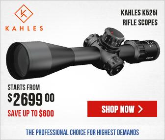 Kahles K525i Rifle Scopes