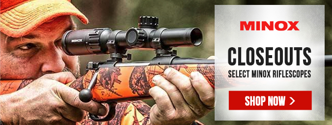 Minox ZA 5 HD Riflescopes