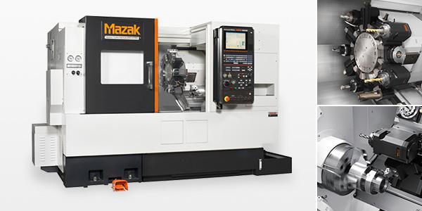 Mazak CNC Drehmaschine QTN250MSY