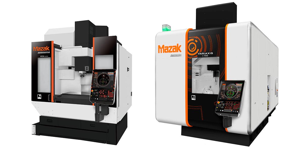 Neue Mazak-Maschinen in unserem Bielefelder Democenter